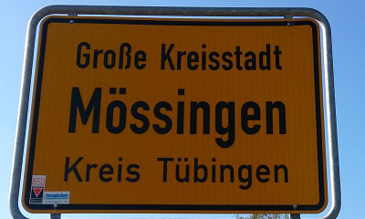 Moessingen-Schild